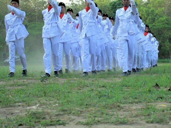 Paskibra SMK Muhieda 2016