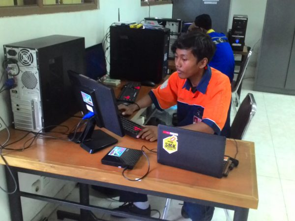 Juara 1 Se- Kulon Progo LKS IT/Networking Provinsi DIY