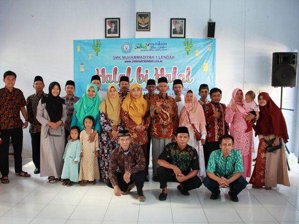 Syawalan Keluarga Besar SMK Muhammadiyah 1 Lendah
