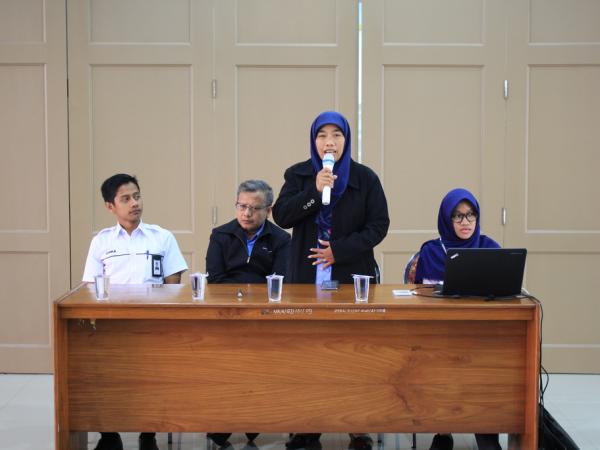 Kunjungan Industri Ke PT. INKA dan Bali TV