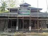 Pembangunan Masjid SMK Muhammadiyah 1 Lendah
