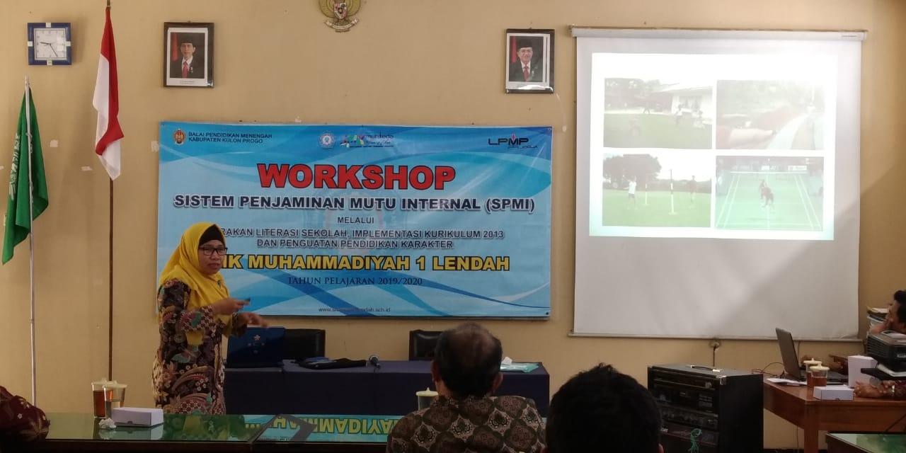 Workshop SPMI SMK IN2