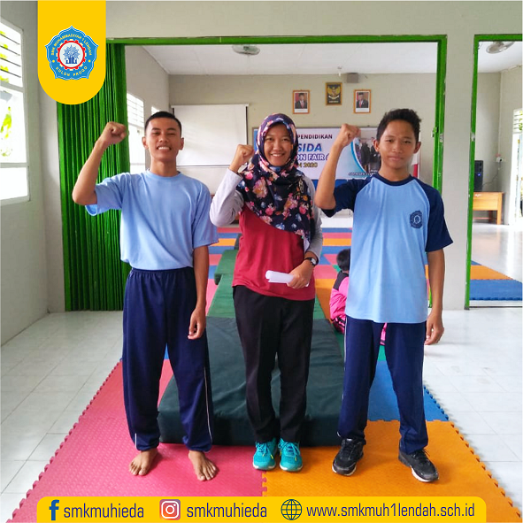 Selamat ! Juara 1 senam artistik Seleksi POPDA tingkat kabupaten Kulonprogo
