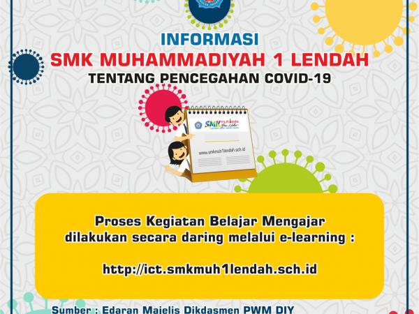 Belajar Dirumah - Online (Kelas X)