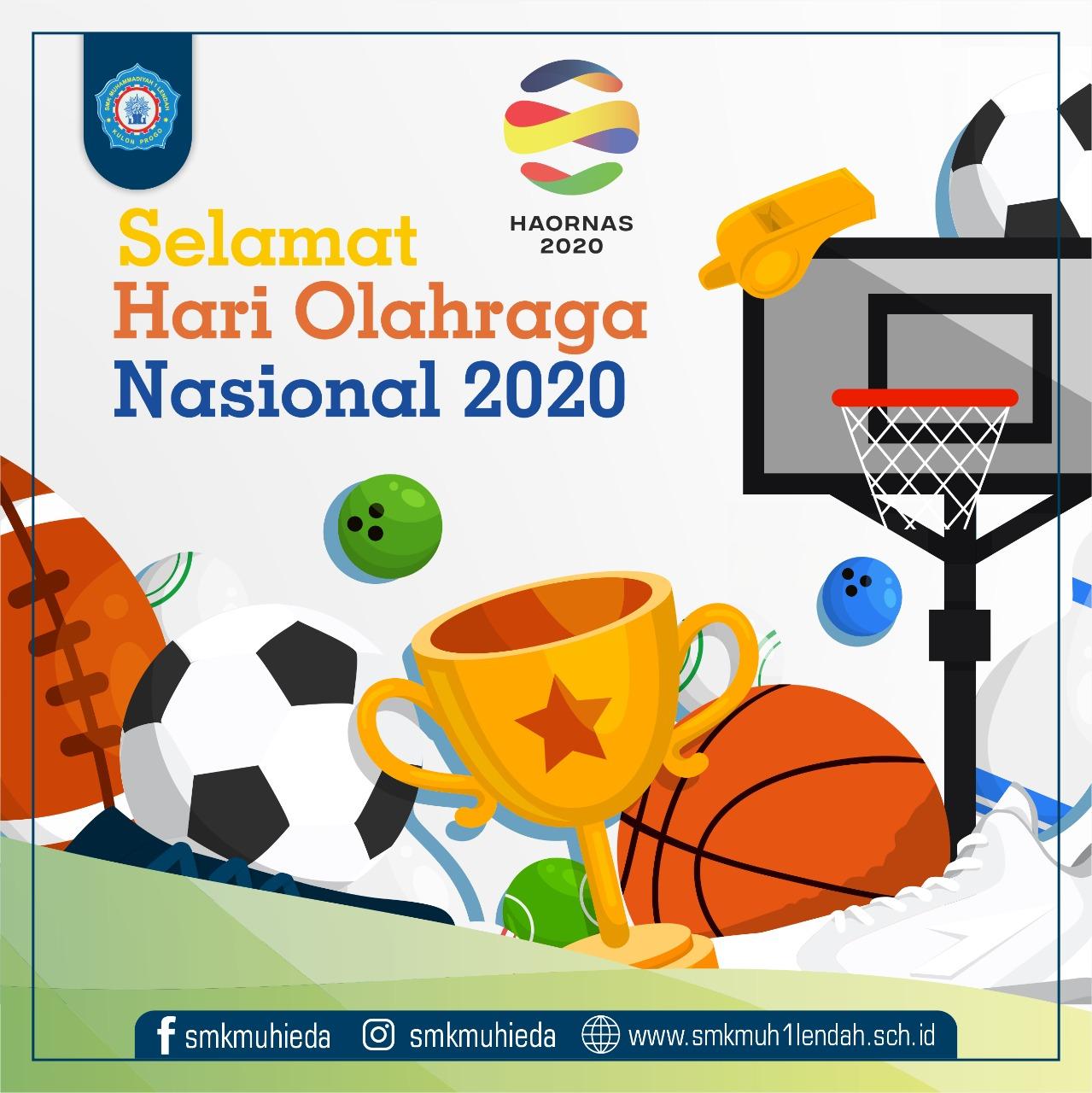 Hari Olah Raga Nasional 2020