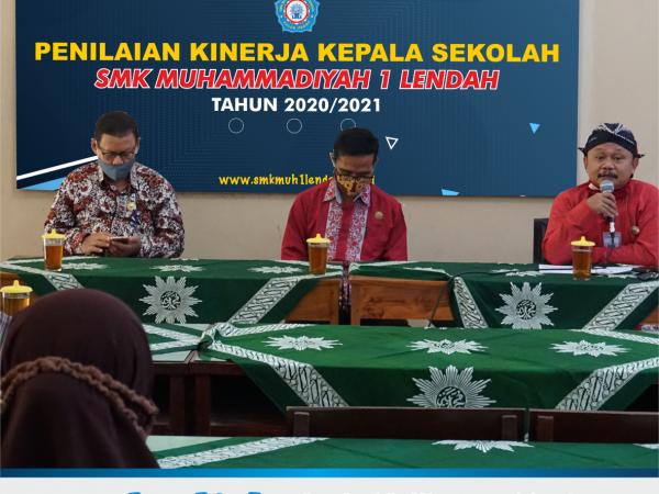 Penilaian Kinerja Kepala Sekolah 2020/2021