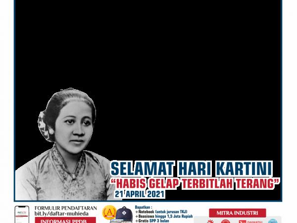 Twibbonize Kartini Muhieda